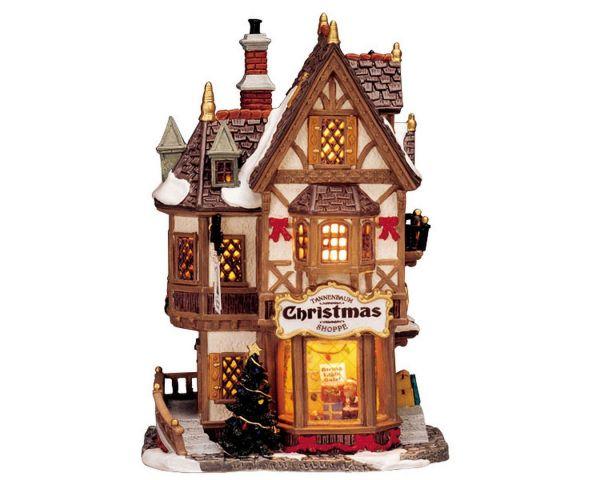 LEMAX - Tannenbaum Christmas Shop