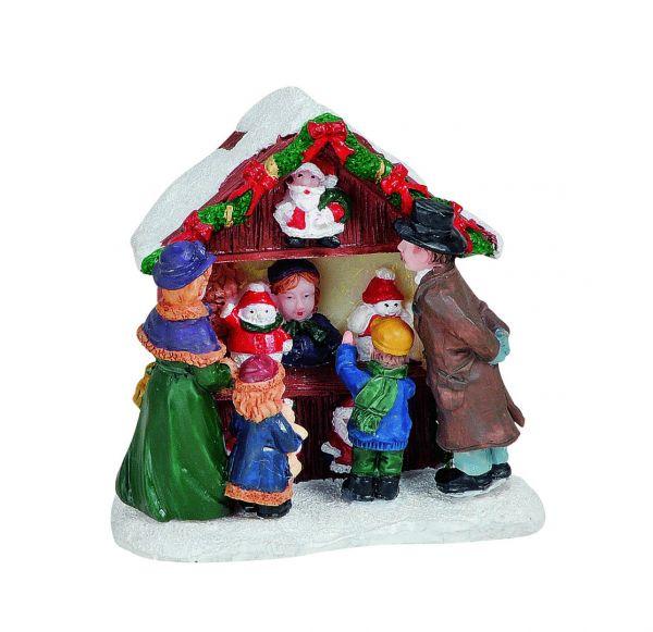 WURM - Weihnachtsfigurenstand