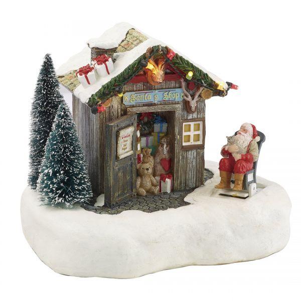 LUVILLE - Santa`s Shop