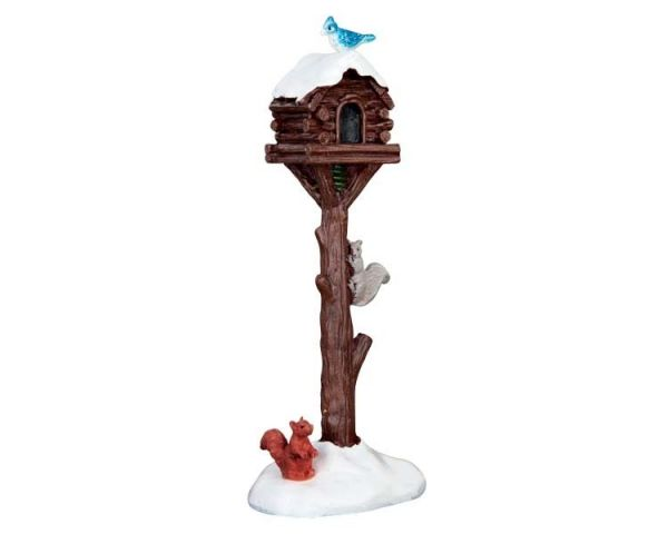 LEMAX - Rustic Birdhouse
