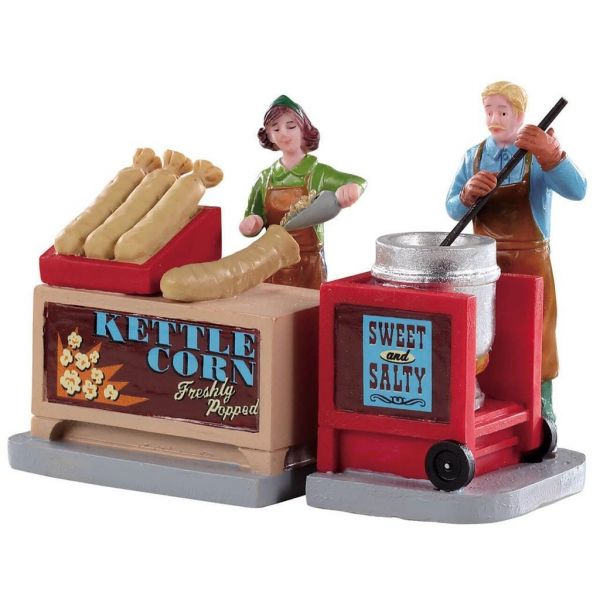 LEMAX - Kettle Corn Stand