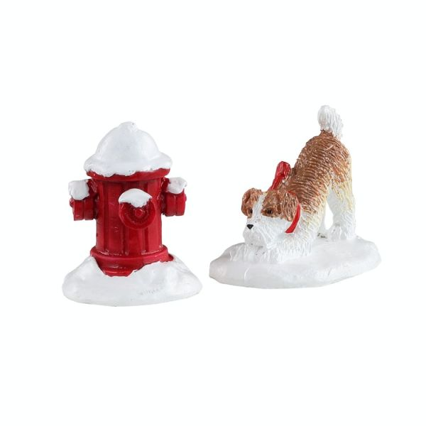 LEMAX - Snow Hydrant