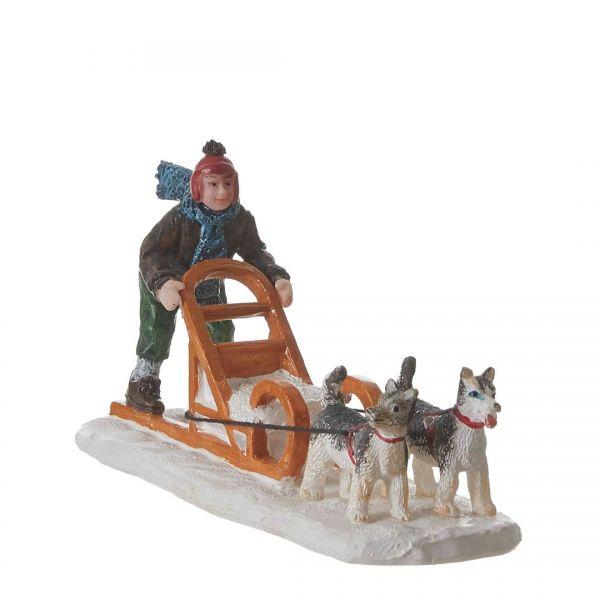 LUVILLE - Dog Sleigh