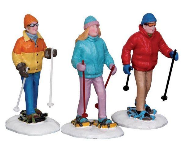 LEMAX - Snowshoe Walkers
