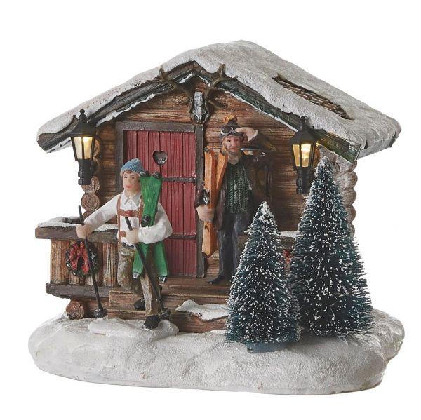 LUVILLE - Holiday Ski Lodge