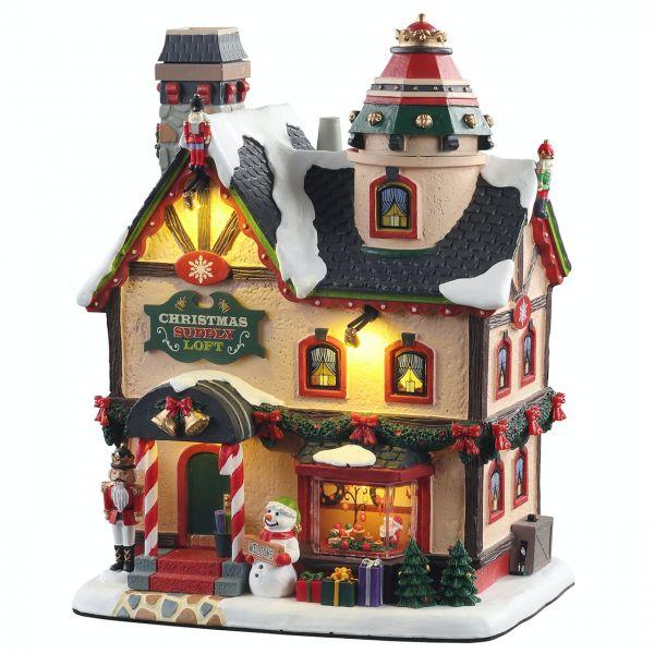 LEMAX - Christmas Supply Loft