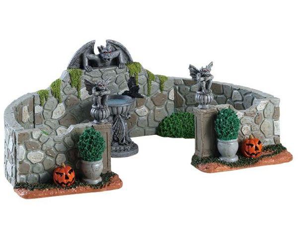 LEMAX - Grey Gargoyle Gardens