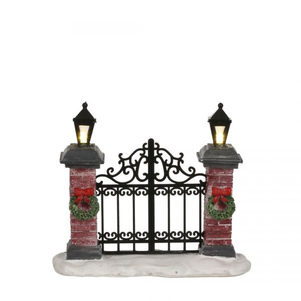 LUVILLE - Lighted Fence
