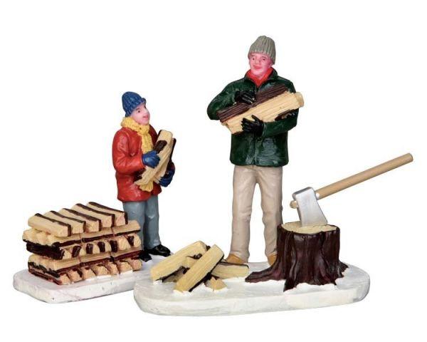 LEMAX - Stacking Firewood