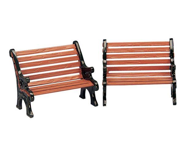 LEMAX - Park Bench, Set/2