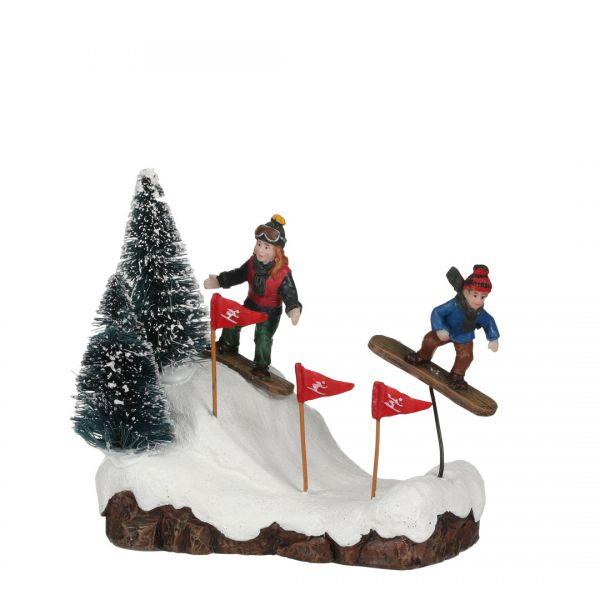 LUVILLE - Ski Jump