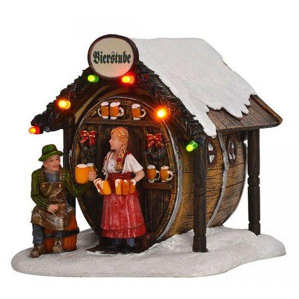 LUVILLE - Christmas Market Bierstube