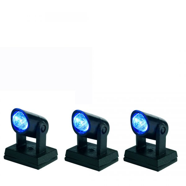 LUVILLE - Blue Spotlights