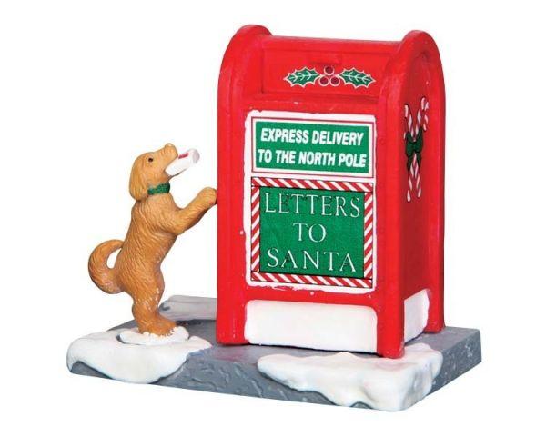 LEMAX - Santa`s Mailbox