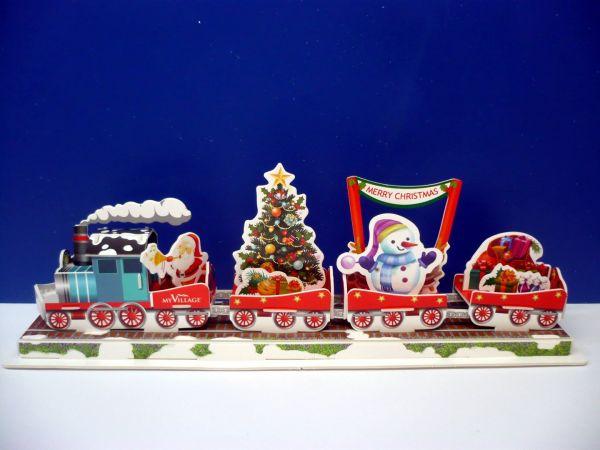 My Village - Weihnachtszug