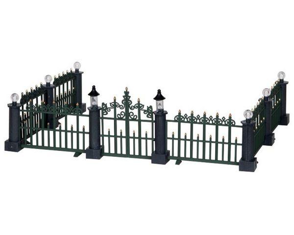LEMAX - Victorian Fence, Set/7