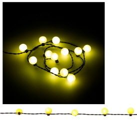 LUVILLE - 12 Warm White Lights