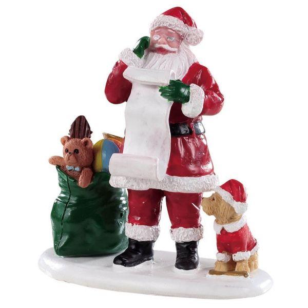 LEMAX - Naughty Or Nice Santa