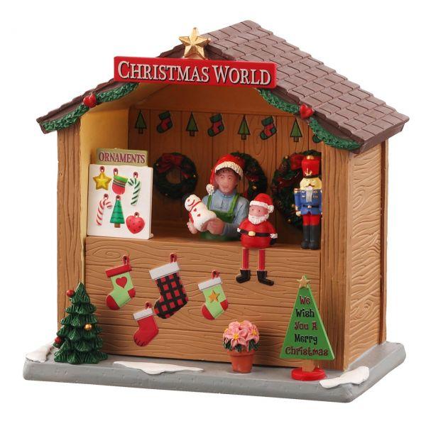 LEMAX - Christmas World Booth