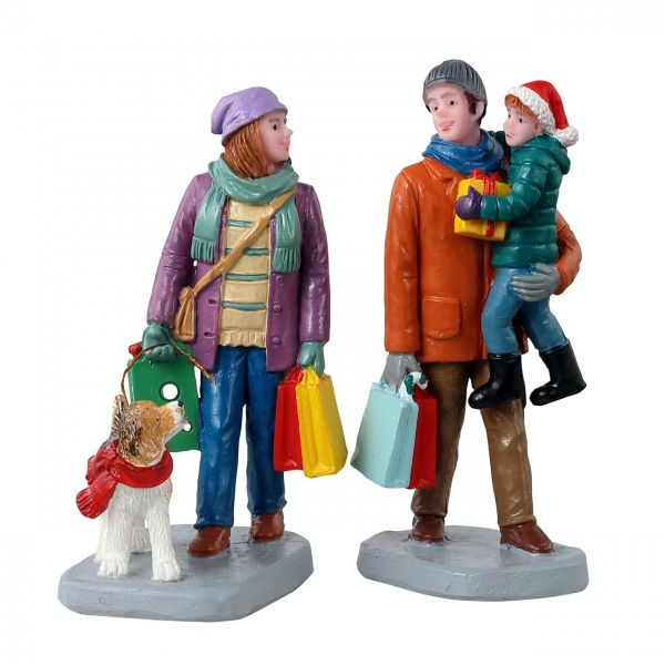 LEMAX - Holiday Shoppers