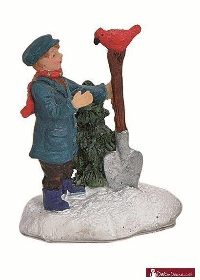 WURM - Schneeschippen mit Birdy