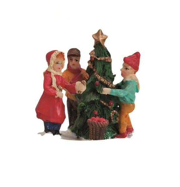 WURM - Kinder am Tannenbaum
