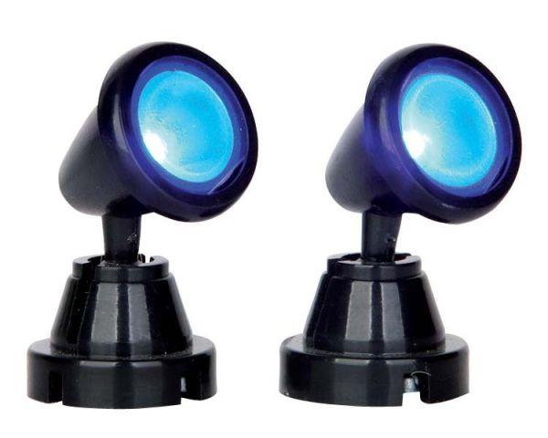 LEMAX - Round Spot Light Blue