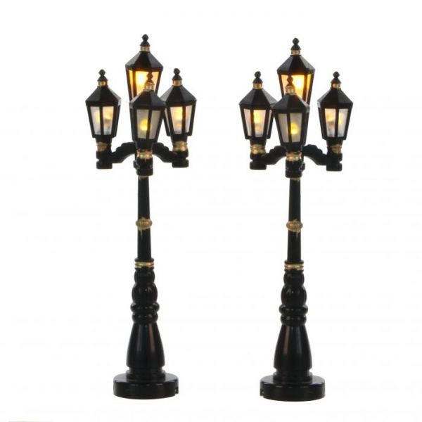LUVILLE - Old English Street Lamps