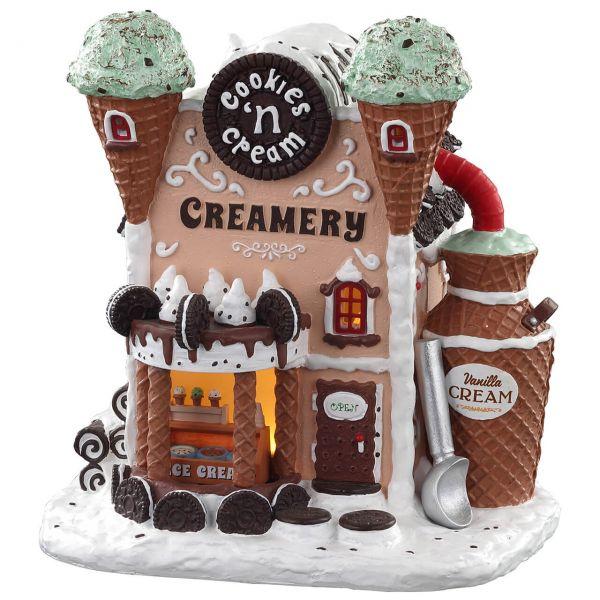 LEMAX - Cokies `N Cream Creamery