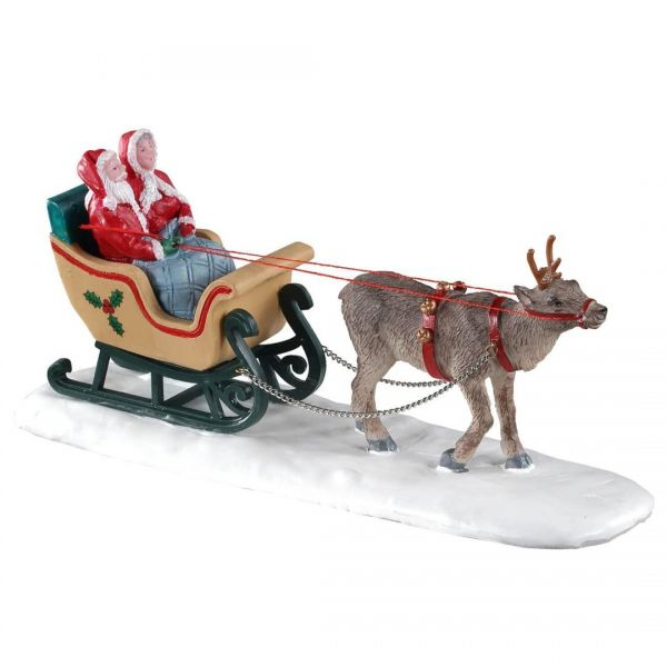 LEMAX - North Pole Sleigh Ride