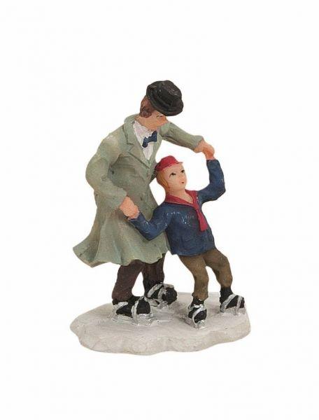 WURM - Mit Vater auf dem Eis