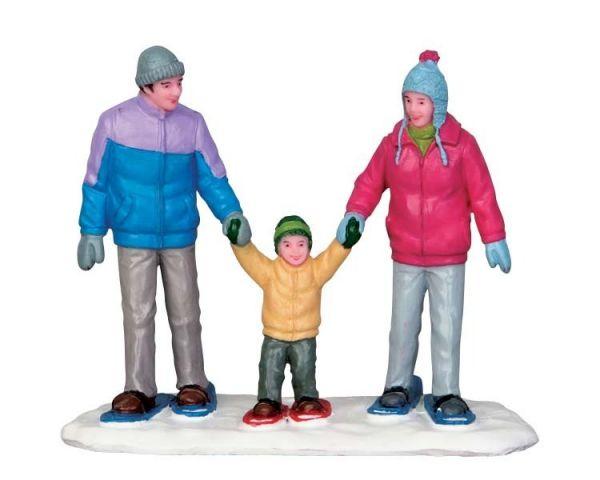 LEMAX - Snowshoe Familiy