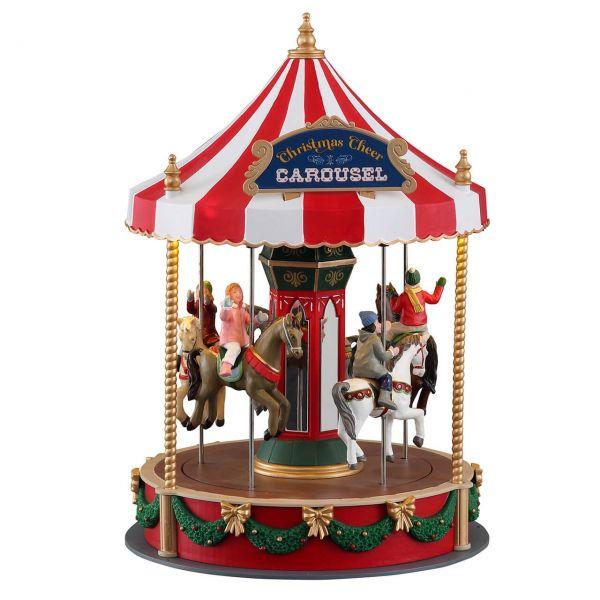 LEMAX - Christmas Cheer Carousel