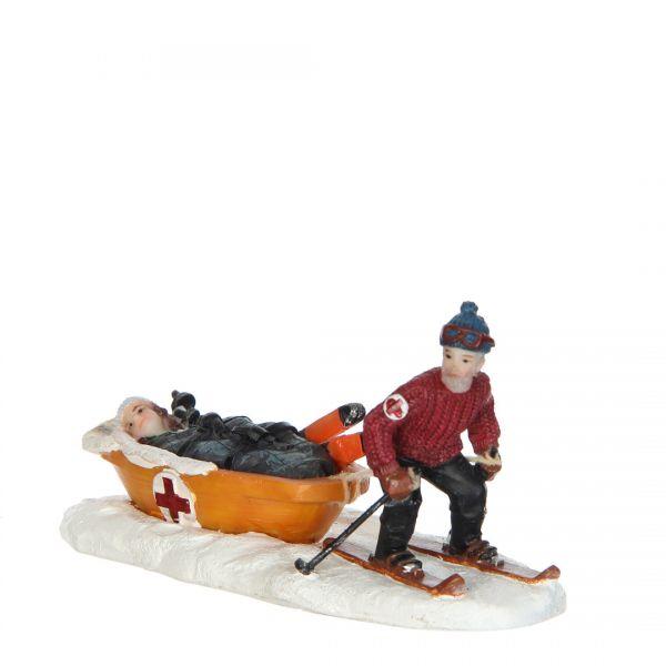 LUVILLE - Ski Rescue
