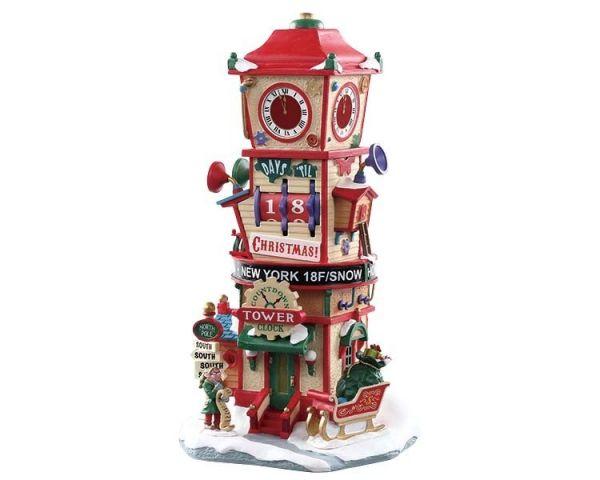 LEMAX - Countdown Clock Tower