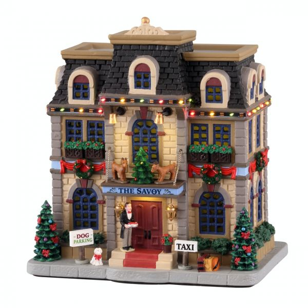 LEMAX - Christmas At The Savoy