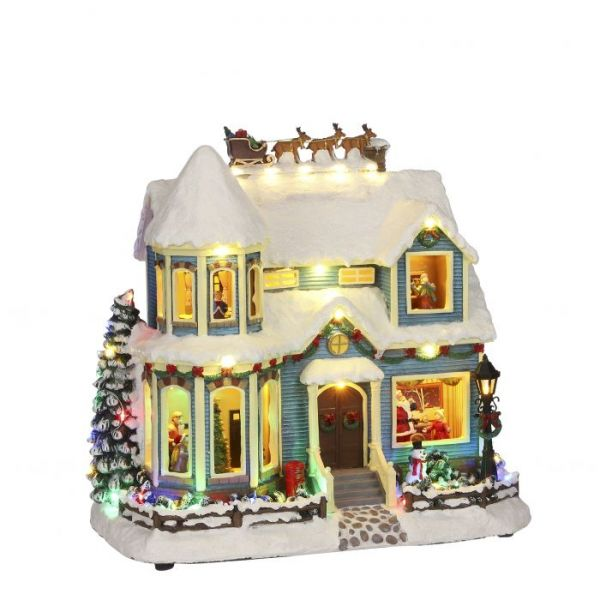 LUVILLE - Christmas House