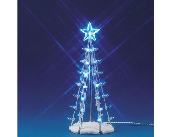 LEMAX - Lighted Silhouette Blue