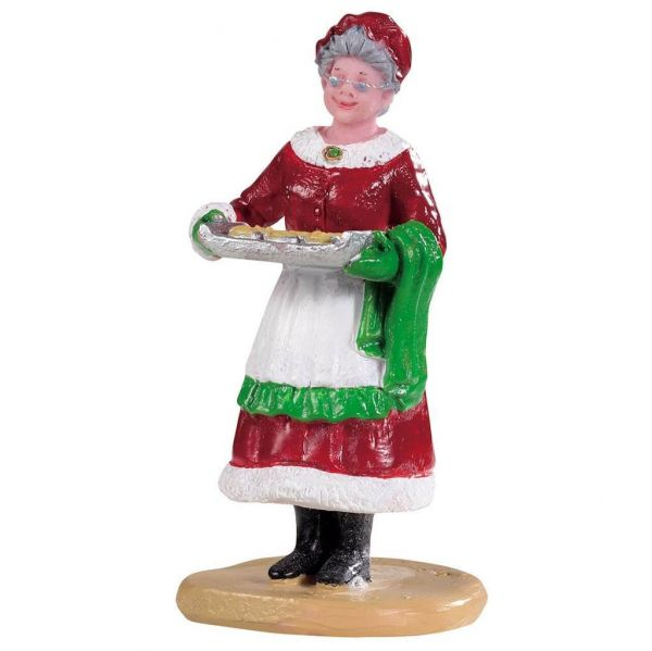 LEMAX - Mrs. Claus Cookies