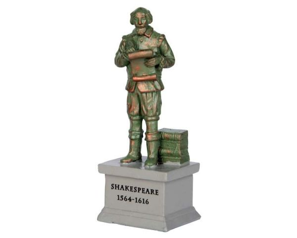 LEMAX - Statue Shakespeare