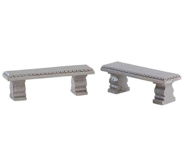 LEMAX - Plaza Bench