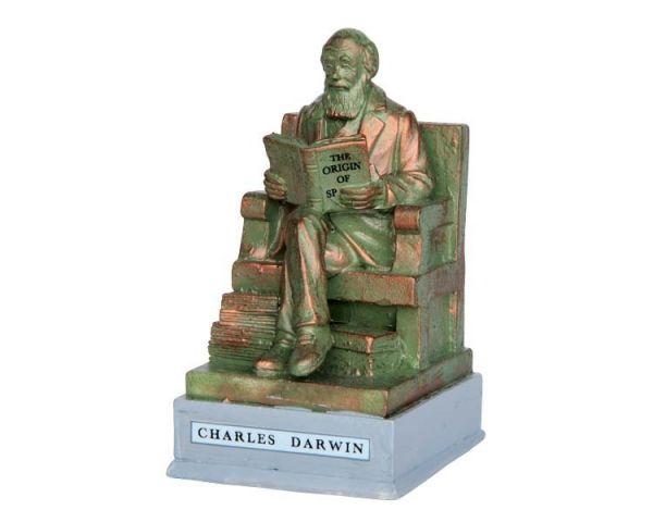LEMAX - Charles Darwin Statue
