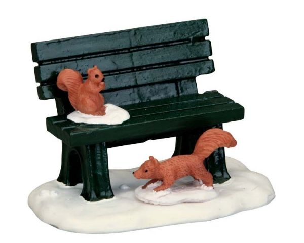 LEMAX - Park Bench In Winter