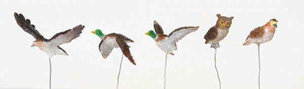 LEMAX - Assorted Birds