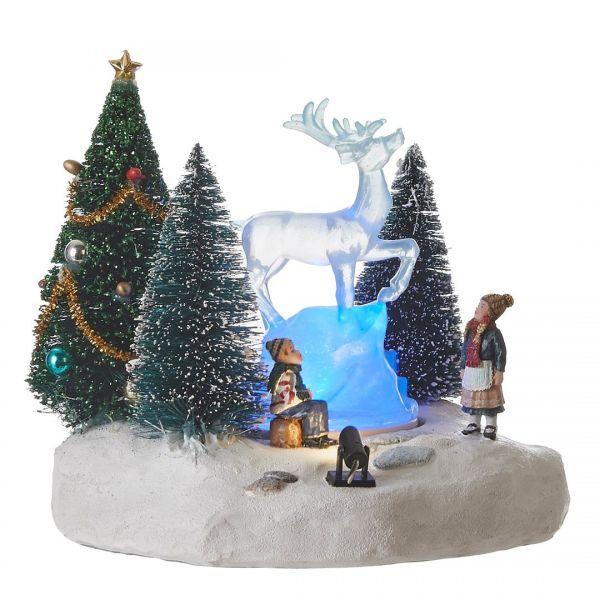 LUVILLE - Ice Sculpture