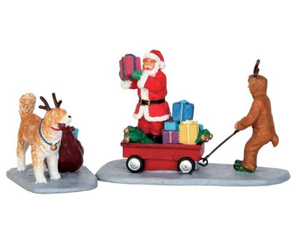 LEMAX - Playing Santa