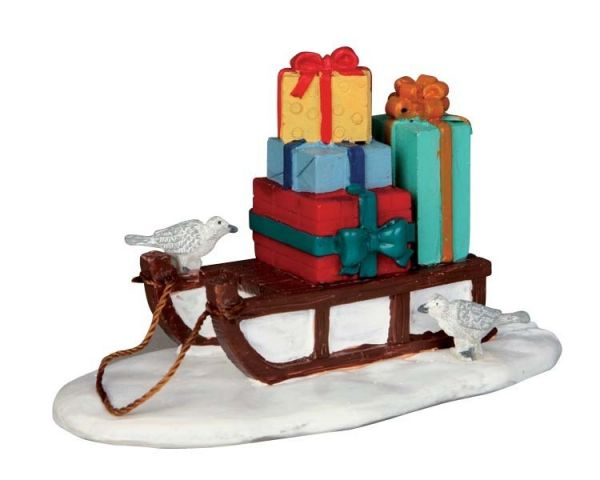 LEMAX - Sled With Presents