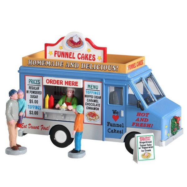 LEMAX - Funnel Cakes Food Truck