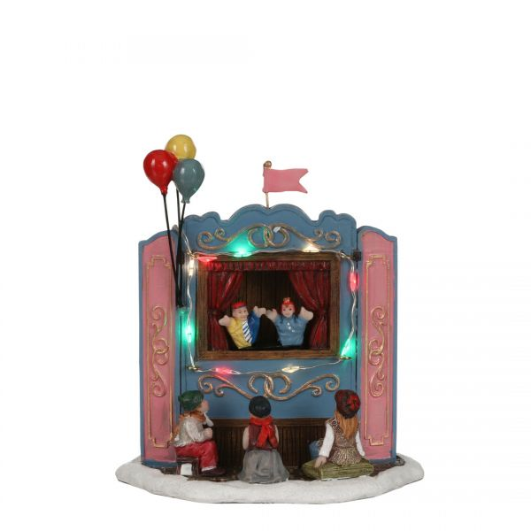 LUVILLE - Puppet Show