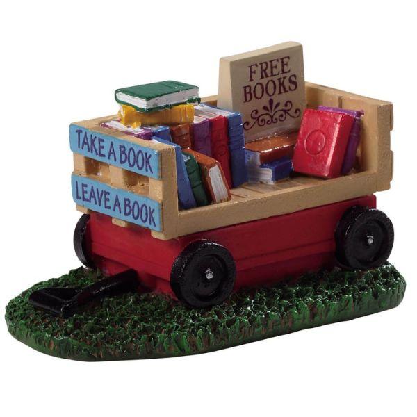 LEMAX - Book Wagon